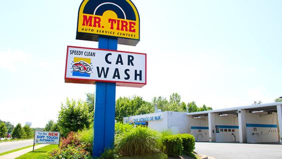 Bryans Road Speedy Clean Car Wash
