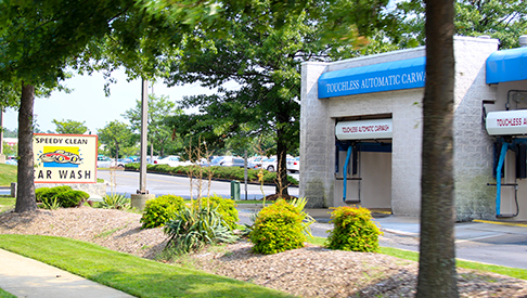 Speedy Clean Car Wash Smallwood Dr